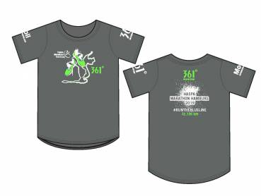 Finisher Shirt 2019 - Marathon Men
