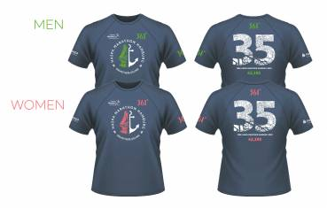 Finisher Shirt 2020 - Marathon WOMEN