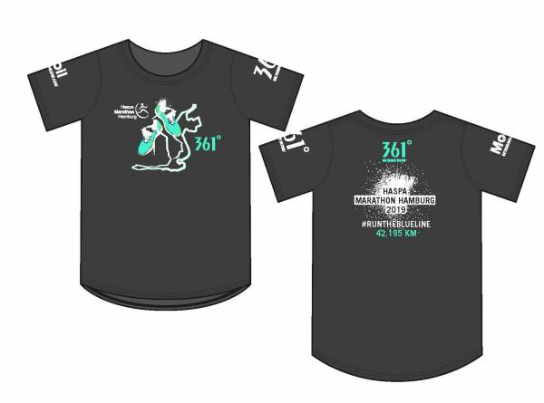 Finisher Shirt 2019 - Marathon Women